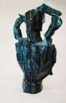 Anthropomorphic Urn, The Kirkland Museum.